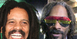 Bob Marley&#039;s Son to Snoop -- My Dad Would&#039;ve LOVED You! 