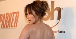 Jennifer Lopez -- Jenny From the BACK