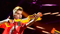 Justin Bieber -- Investigated for Assault ... With a Nerf Gun
