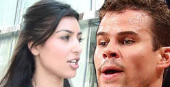 Kim Kardashian to Kris Humphries -- I WON'T PAY YOU A CENT ... BUT YOU GOTTA PAY ME
