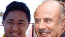 Dr. Phil -- WINNER in Race for Ronaiah Tuiasosopo Interview