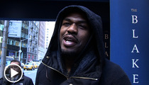 UFC Champ Jon Jones -- My Brother's PLAYING In the Super Bowl!