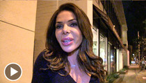 'Plastic Wives' Star Frances Marques -- I NEED Plastic Surgery to Survive in L.A.!