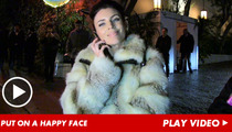 Liberty Ross -- Speaking in Code Before Divorce Filing?