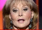 Barbara Walters -- I've Got CHCKEN POX!