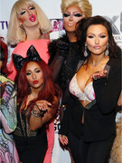 Snooki &amp; Jwoww Party with &quot;RuPaul&#039;s Drag Race&quot; Cast!