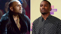 Chris Brown Allegedly Gets Into a Fight with Frank Ocean
