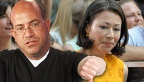 CNN Boss Jeff Zucker -- Sorry Ann Curry, You're NOT Ready for Prime Time