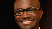 Taye Diggs Thwarts Home Invasion ... BY HIMSELF