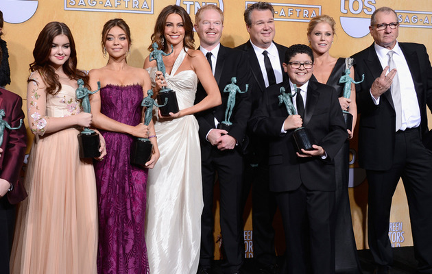 Screen Actors Guild Awards -- Full List of Winners