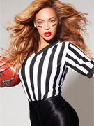 Beyonce Becomes a Sexy Ref for New Super Bowl Promo!