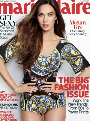 "Megan Fox on Acting: ""I Feel Like This Isn't My Job Anymore!"""
