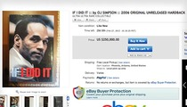 O.J. Simpson Book -- Ultra-Rare Copy of 'If I Did It' On Sale for $250,000