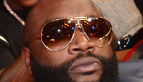 Rick Ross -- 24-Hour ARMED SECURITY After Drive-By Shooting