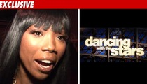 Brandy -- The One to Beat on 'Dancing'