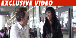 'Lost' Villian Ambushed by Brandy!