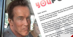 Arnold Schwarzenegger -- Alleged Sex Photo Already Fetching $150,000+