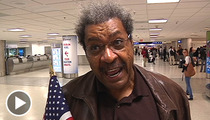 Don King -- Forget Boxing ... I'm Promoting Top Chefs Now!!!