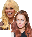 Lindsay and Dina Lohan: Mother-Daughter ... Bonding?