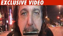 Ron Jeremy -- Say It, Don't Spray It!