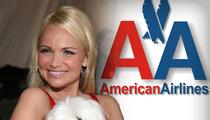 Kristin Chenoweth -- American Airlines Treated Me Like a Dog
