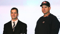 Harbaugh vs. Harbaugh -- Which Super Bowl Coach Would You Rather?