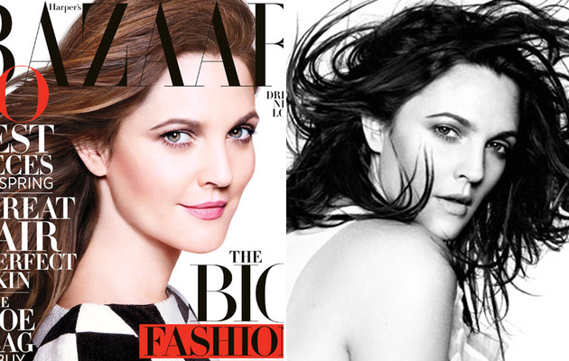 """Drew Barrymore on Fame: """"I Don't Want That For My Kid!"""""""