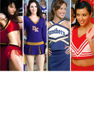 Celebrities in Cheerleading Uniforms!