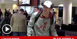 AJ McCarron -- No Hard Feelings Toward Brent Musburger