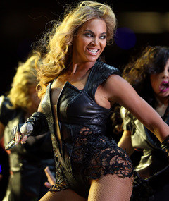 Beyonce&#039;s Super Bowl Performance -- How&#039;d She Do?