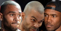Tony Parker to Court -- I TOLD YOU Chris Brown Was a Violent Thug