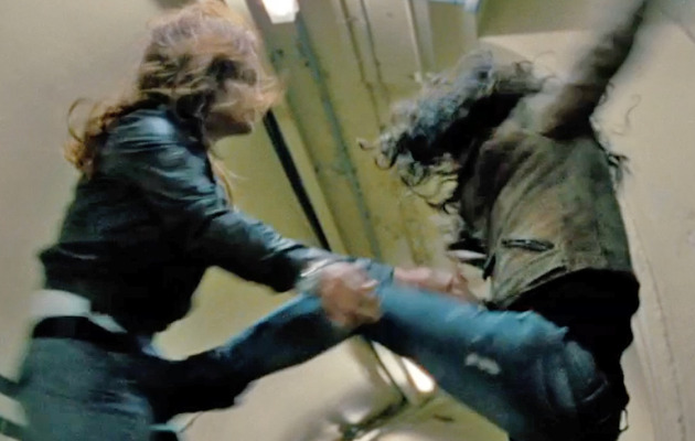 """Michelle Rodriguez & Gina Carano Fight In New """"Fast & Furious 6"""" Spot"""