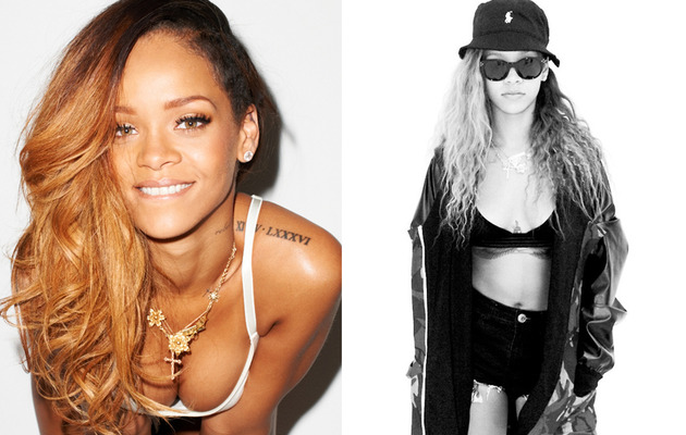 Photos: Rihanna's Sexy Rolling Stone Outtakes!