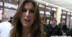 Katherine Webb -- The Million Dollar PLAYBOY Question
