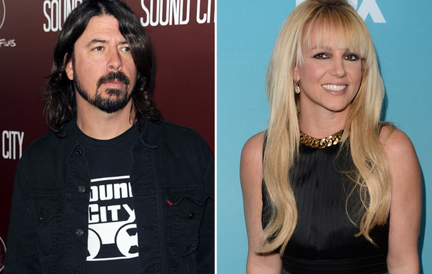 Dave Grohl: Britney Spears Seems Dead Inside