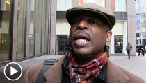 LeVar Burton -- 'Django Unchained' Is NOTHING Like 'Roots'