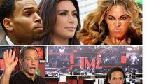 TMZ Live: Chris Brown in Court -- Rihanna's Got My Back