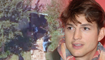 Ashton Kutcher -- 12-Year-Old Boy CHARGED for Swatting Prank