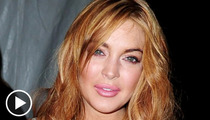 Lindsay Lohan's Lips -- I Gave Myself Two FAT Lips Because ...