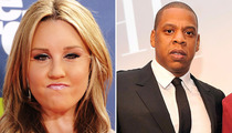 Amanda Bynes Doesn't Think Much of Jay-Z('s Face)