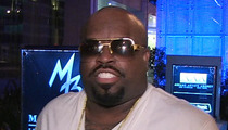 Cee Lo Green Sued -- Company Claims He Scrooged Them Over XMAS Concerts