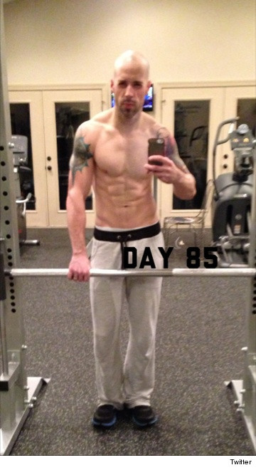 chris daughtry wife weight loss