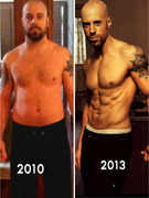 Chris Daughtry: Sexy &amp; Shirtless After Weight Loss