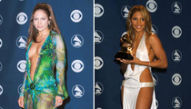 J.Lo vs. Braxton -- Exposed Grammy Diva Would You Rather?