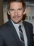 Whoa! See Ethan Hawke's Shocking Makeunder