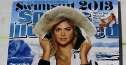 Kate Upton -- Oops, TMZ Spoils Sports Illustrated Swimsuit Cover