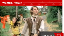 'The Safety Dance' Singer -- 'Memba Him?!