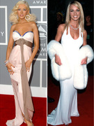 The Best Dressed Stars of Grammys' Past
