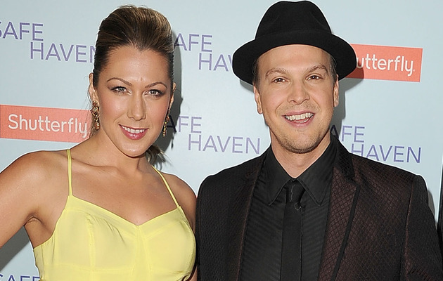 Gavin DeGraw and Colbie Caillat Dish on Their Latest Duet!