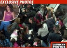 Selena Gomez Fans Injured in Escalator Mishap